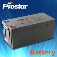 12V220AH Cycle Gel Battery Manufacturer