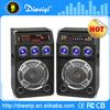 2.0 dj equipment indoor stage karaoke audio speaker