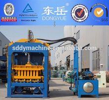 QT4-15 small hydro power plant price in india brick block machine
