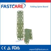 CE FDA Immobilization Folding Spine Board