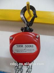 Chain supplier DE0.5T stainless steel chain block