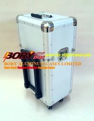 Made of aluminum, ABS and EVA bottles wine travel case photo bf aluminum case flight case