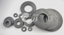 Y25 ferrite magnet / permanent magnet / ring magnet