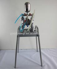 Diaphragm Pump Air Spray Paint in Cast Iron, Aluminum, Stainless Steel, Plastic, Teflon