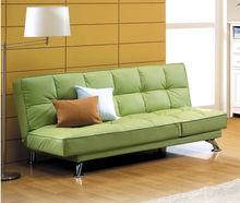 Lazer sofá cama, decorativa atira para sofás, sofá para terraço