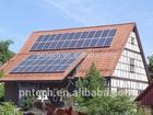 Bluesun cheap design good benefits 2kw grid tie solar panel complete systems