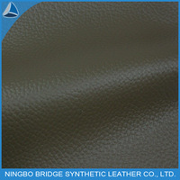1203001-4206-3 lichee pattern embossed pvc leather for car seat
