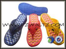 women's EVA wedge slipper,message sole,various colors