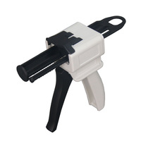 50ml 10:1 Hot CE Approved AB Sealant gun For AB Acrylic Adhesive in Marble&Solid Surface