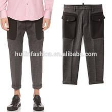 Oem abbigliamento di fabbricazione pantaloni di lana lavorato a maglia/collant per uomo/signora