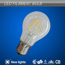 Long Lifespan Led Bulb E27 Led Filament Light Led Bulbs Filament CE ROHS lvd