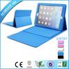 wholesale mini bluetooth keyboard Protector PU Skin Leather Case Wireless BluetoothKeyboard Case for iPad Air 5
