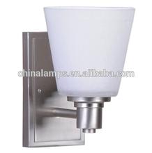 CUL Canada standard brushed nickel vanity lighting for hotel