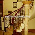 Interior de ferro fundido escada/design trilhos
