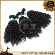 Mongolian kinky curly hair !!unprocessed virgin 100% virgin mongolian kinky curly hair