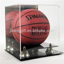 MINI NBA BASKETBALL DELUXE ACRYLIC DISPLAY CASE