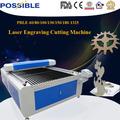 Venda quente marca possível oriental alta precisão baratos molde da faca laser/papel/plástico/borracha/madeira máquina de corte preço/gravador