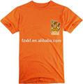 Nueva moda de impresión de la pantalla de la universidad de hobart simple boy's t- shirt de gran tamaño desde el fabricante