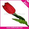 Festa de casamento decoração de casa flor artificial tulip flower