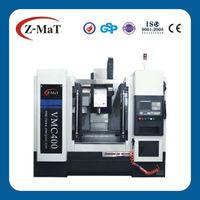 VMC400 -3 axis high speed high quality used mini cnc milling machine