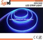 High quality SMD5050 2400k warm white led strip lighting