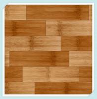 pvc sponge flooring used indoor bamboo pattern