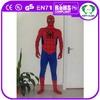 HI high quality custom adult lycra spiderman costume