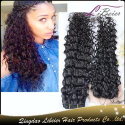 2014 Hot high-quality , virgin brazilian ocean tropic loose hair
