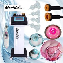 4 type cups nipple breast pump enlargement
