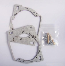DLAND MONDEO SPECIAL BRACKET HOLDER FOR LOW BEAM PROJECTOR LENS, TO INSTALL Q5 HELLA LENS, FOR FORD