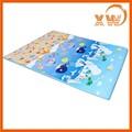 Venta caliente nuevo diseño eco- ambiente precioso y lindo no- tóxico bebé gateando alfombra del piso