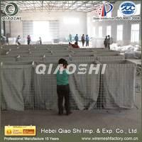 China manufacturer wholesale price galvanzied wire Blast wall