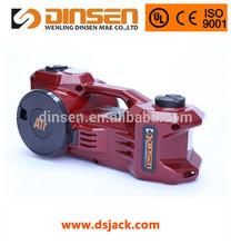 Portable bike tyre pump with pressure gauge electric hydraulic jack