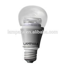 energy efficient light source Screw - Non-Dimmable Clear Golf Ball Bulb E 27 LED BULB