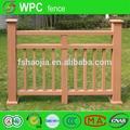 Cerca palisade/cerca forjado/modelos de cerca de wpc