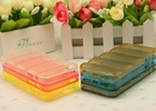 2014New stylish special border button high quality waterproof case for iphone 6