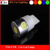 New Item 4W High Power T20 Led Auto Bulb Braking Lights 12V