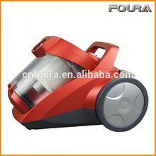 505 FOURA multi-layer filter bagless rainbow vacuum cleaner