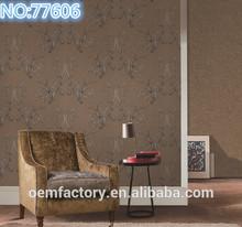2014 fashion new design kitchen wallpaper pvc/vinyl/non-woven wallpaper wallcovering (0.53*10m)