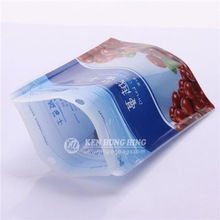 Stand up Ziploc Dried Food Wholesale High Quality Plastic Package for Snack