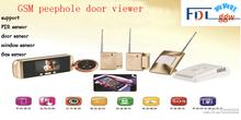 FDL-OM18S 2014 new wireless gsm alarm system sim card