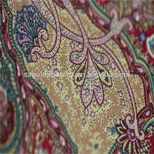 AZ0024 NAF eco printed 100 cotton quilt set