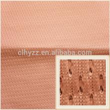 shiny 100% polyester plain dyed sportswear fabric stock lot fabric