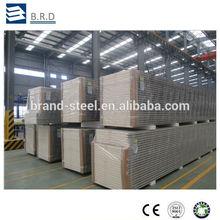 Sound insulation materials 50mm Foam Polyurethane Sandwich Panels