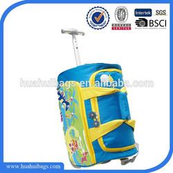 2014 hot selling trolley bag for children