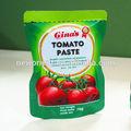 70g domates poşet paketlenmiş organik domates salçası