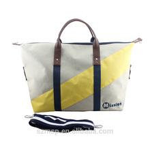 mission brand polyester volume tripper vacation duffel bag/woman fashion travel bag