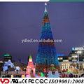 yd profesional de led para la decoración gigante árbol de navidad