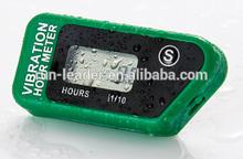 Wireless Waterproof Running Hour Meter for ATV Crane Snowmobile Dirt Bike