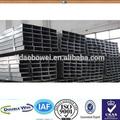 Rectangular de hierro tubo de acero tianjin manufacturing company